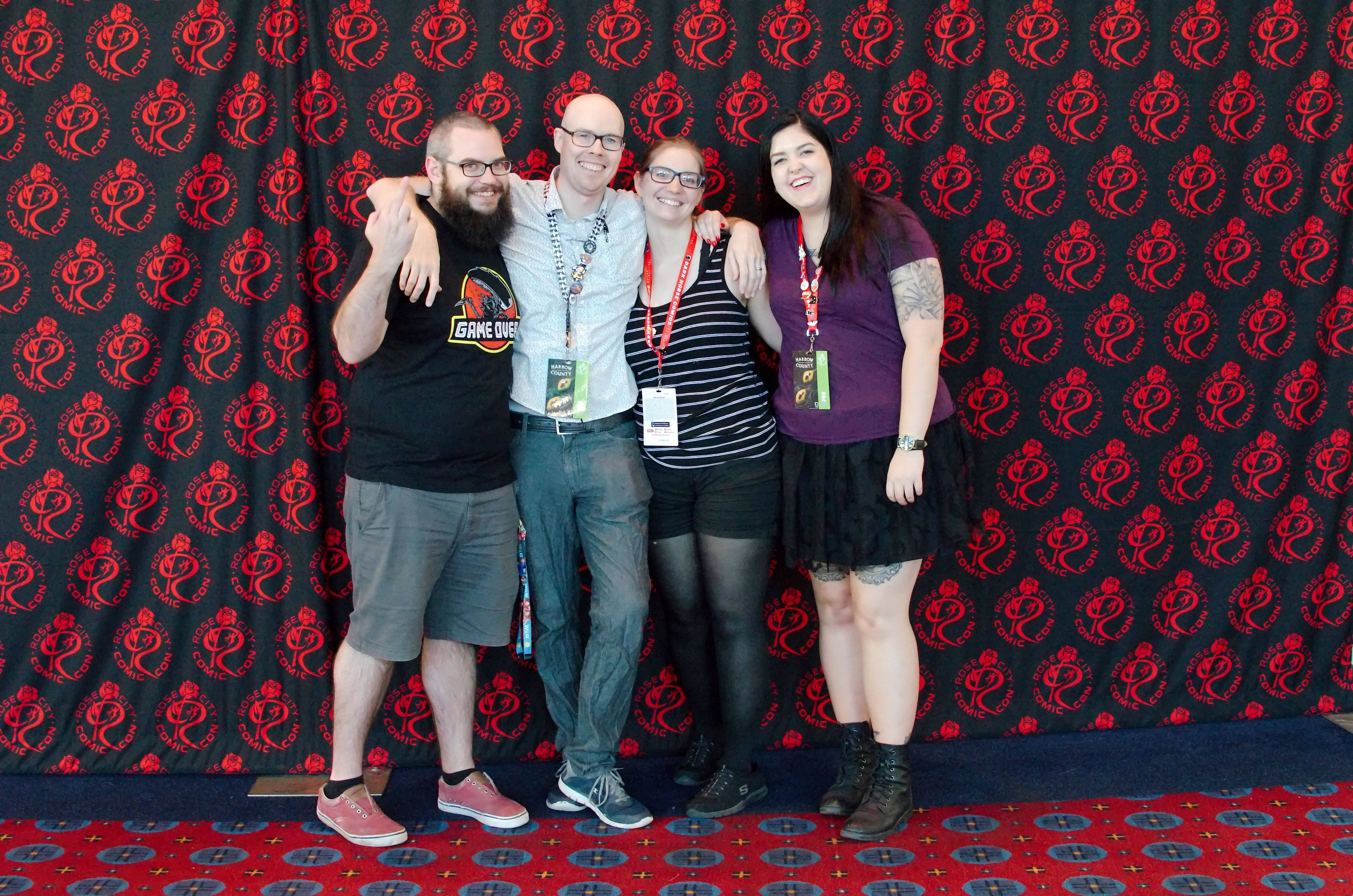 165: Rose City Comicon 2017