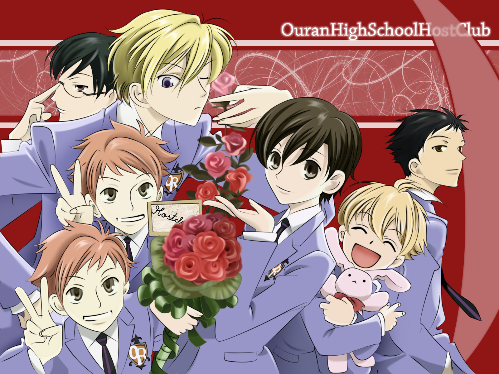 163: Ouran High School Host Club