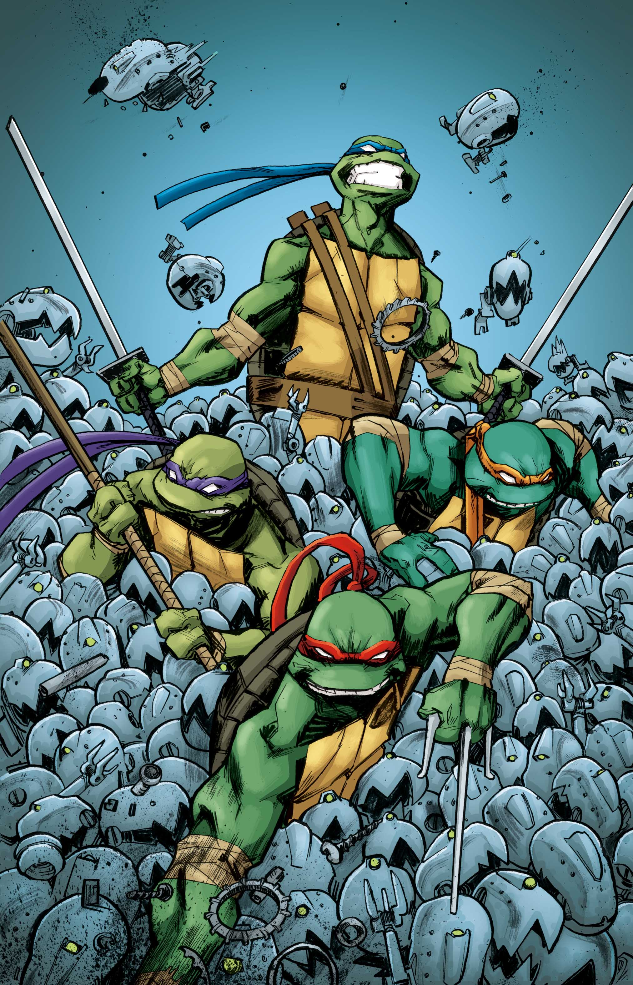 175: Teenage Mutant Ninja Turtles