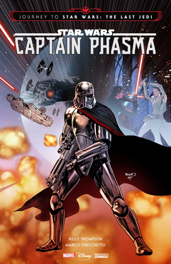 178: Star Wars – Captain Phasma