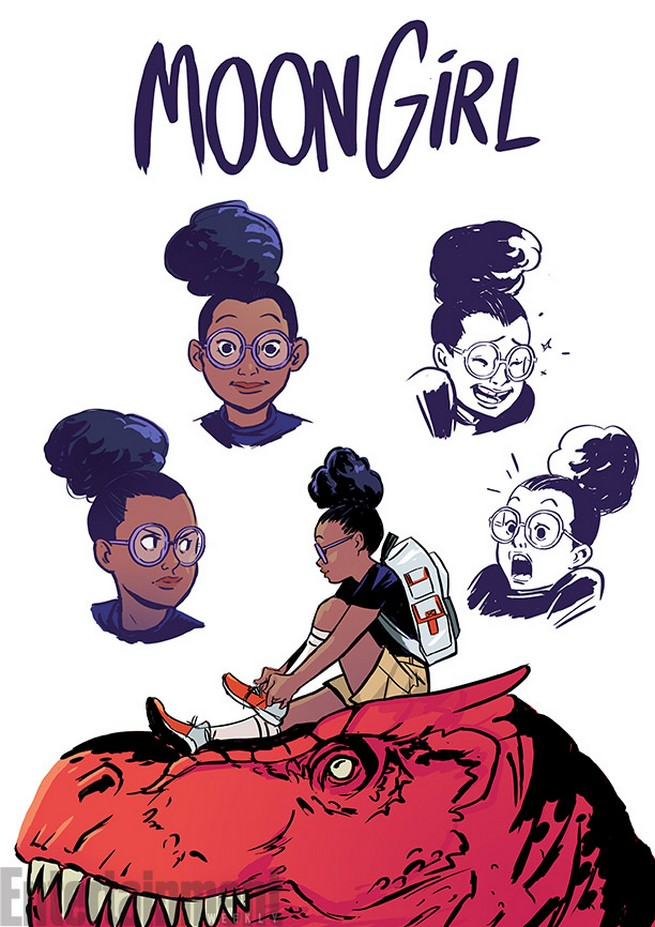 187: Moon Girl and Devil Dinosaur